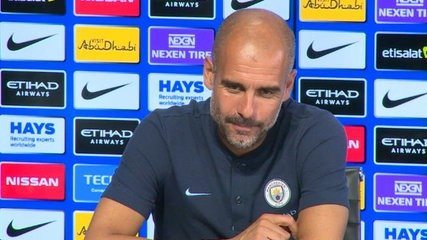 Mendy garde son sens de l'humour — Man City