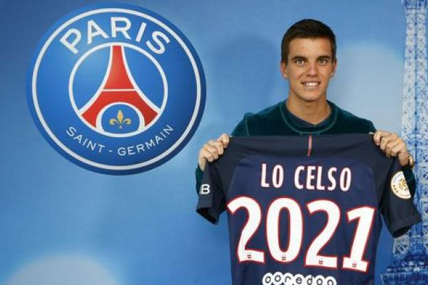 Francesco Lo Celso quitte le PSG — Officiel