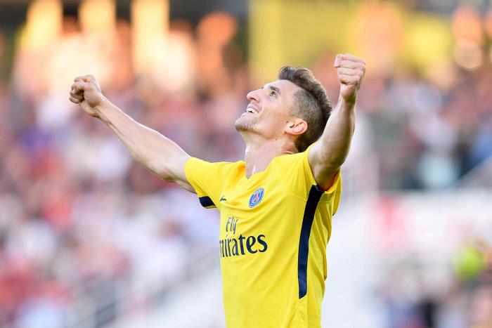 Thomas Meunier annonce la venue de son deuxième enfant avec originalité — PSG