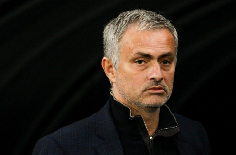 Mourinho prend une belle gifle — Manchester United