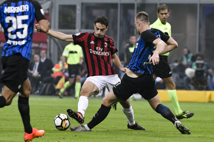Coupe d 39 italie le derby de milan en direct - Coupe d italie en direct ...