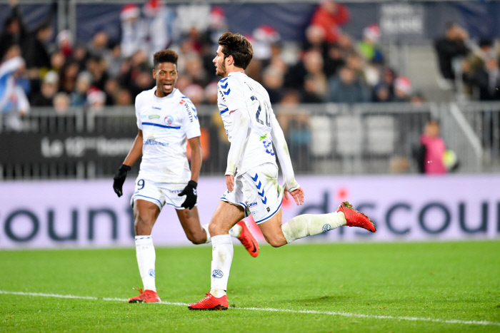 Ligue 1 : Caen dispose de Strasbourg