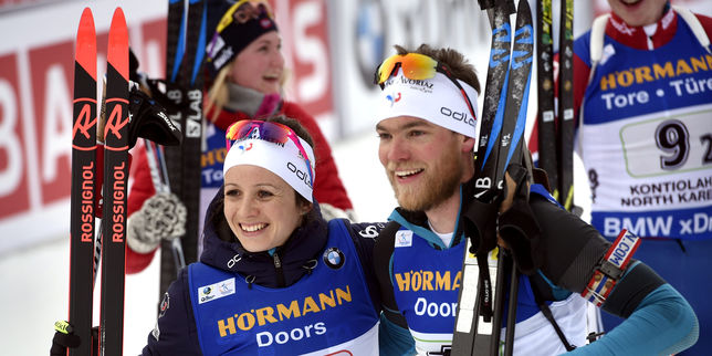 Les start-list des relais — Biathlon / Kontiolahti