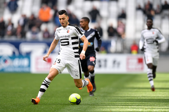 Rennes en direct: Bordeaux