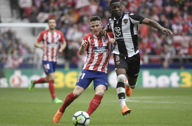 L'Atletico Madrid se relance contre Levante