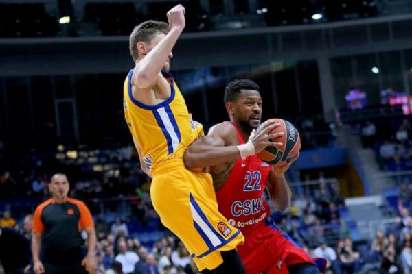Le CSKA Moscou rejoint le Final Four