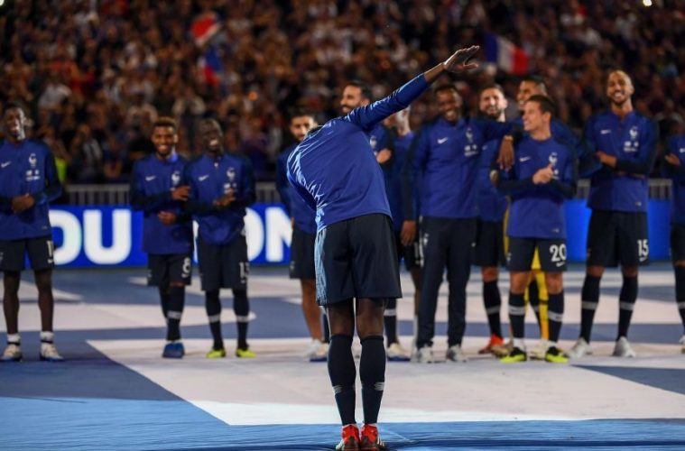 vegedream casse la demarche comme samuel umtiti