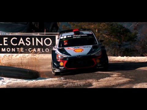 rallye de monte carlo le teaser. Black Bedroom Furniture Sets. Home Design Ideas