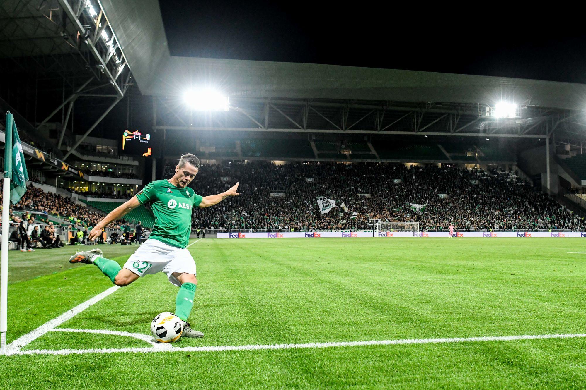 Saint-Étienne en pôle pour accueillir la finale de la Ligue Europa en 2022-2023 !