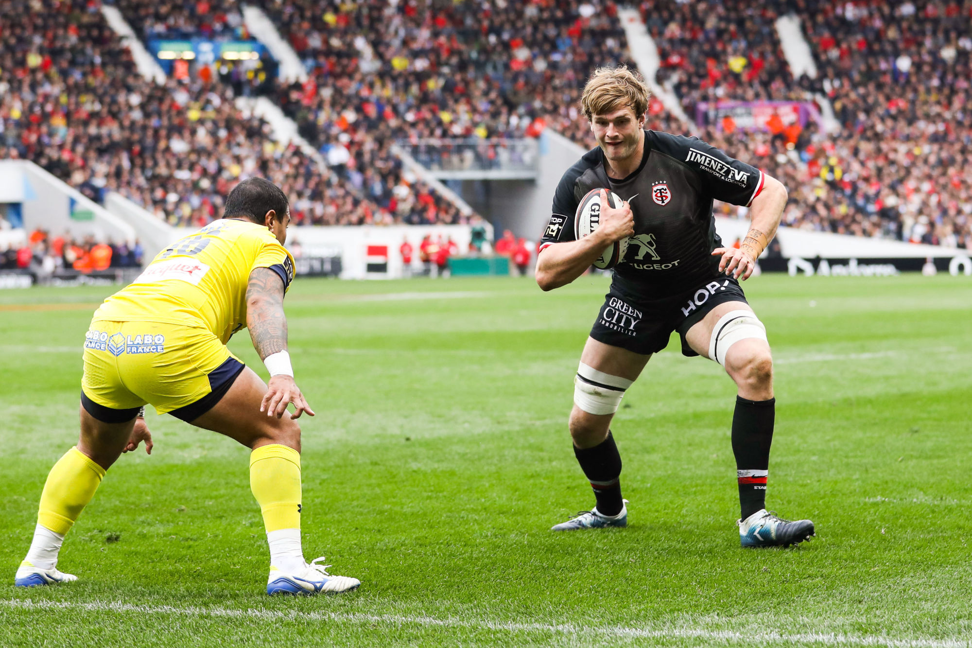 Top 14 - Richie Gray va quitter Toulouse - Sport.fr
