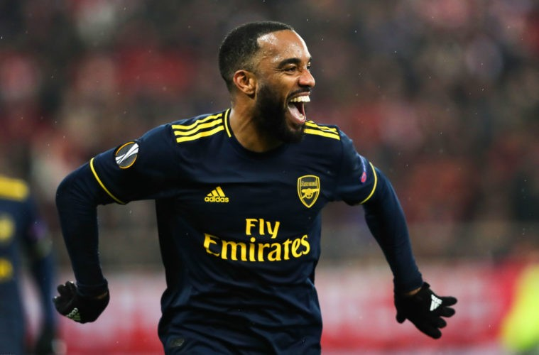 Lacazette rappelé à l'ordre pour son comportement — Arsenal