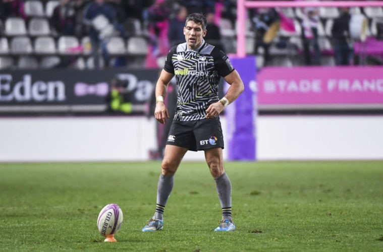 Le Gallois James Hook raccroche — Rugby