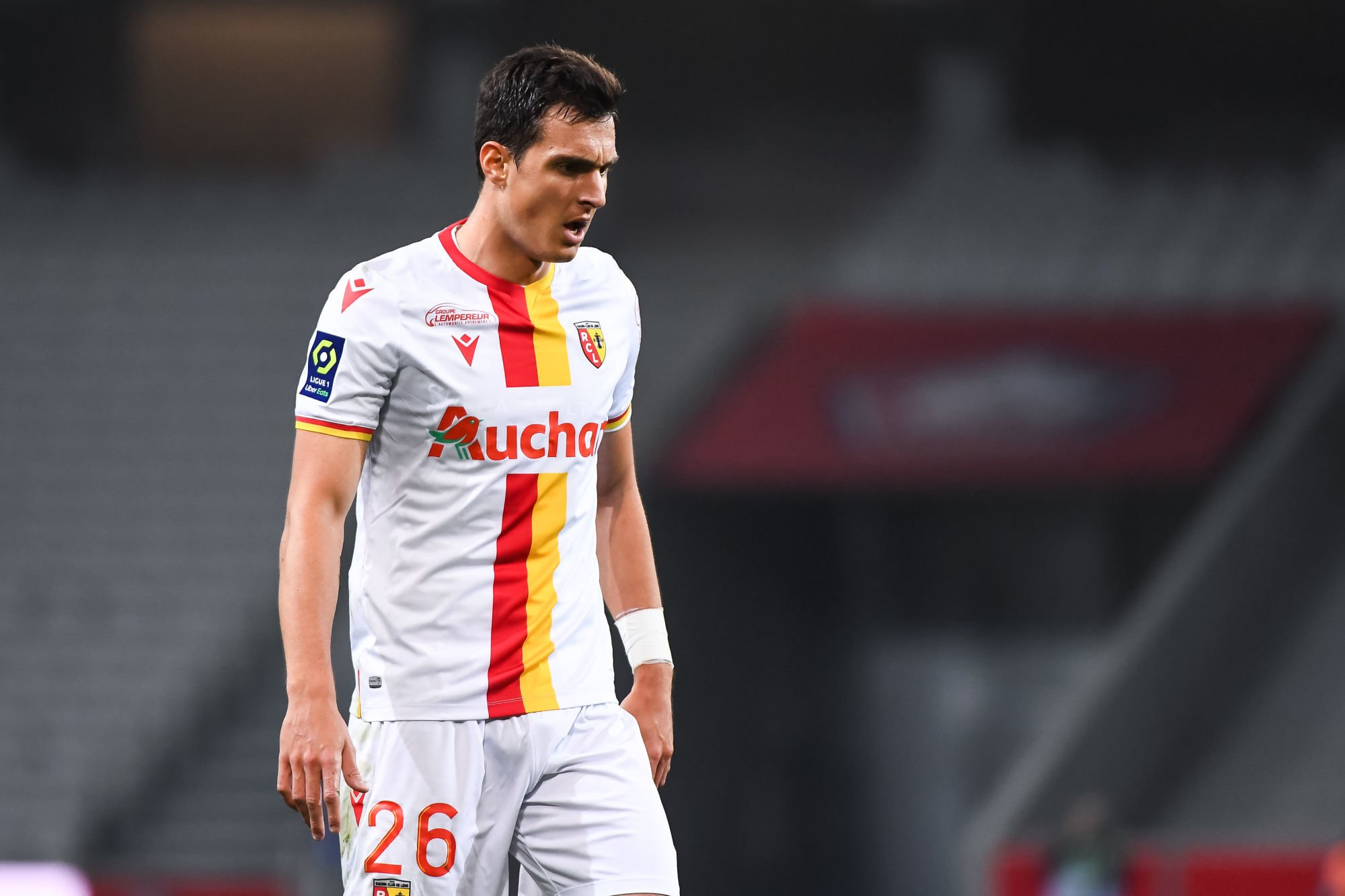 RC Lens - Mercato : Radovanovic file en Belgique (officiel)