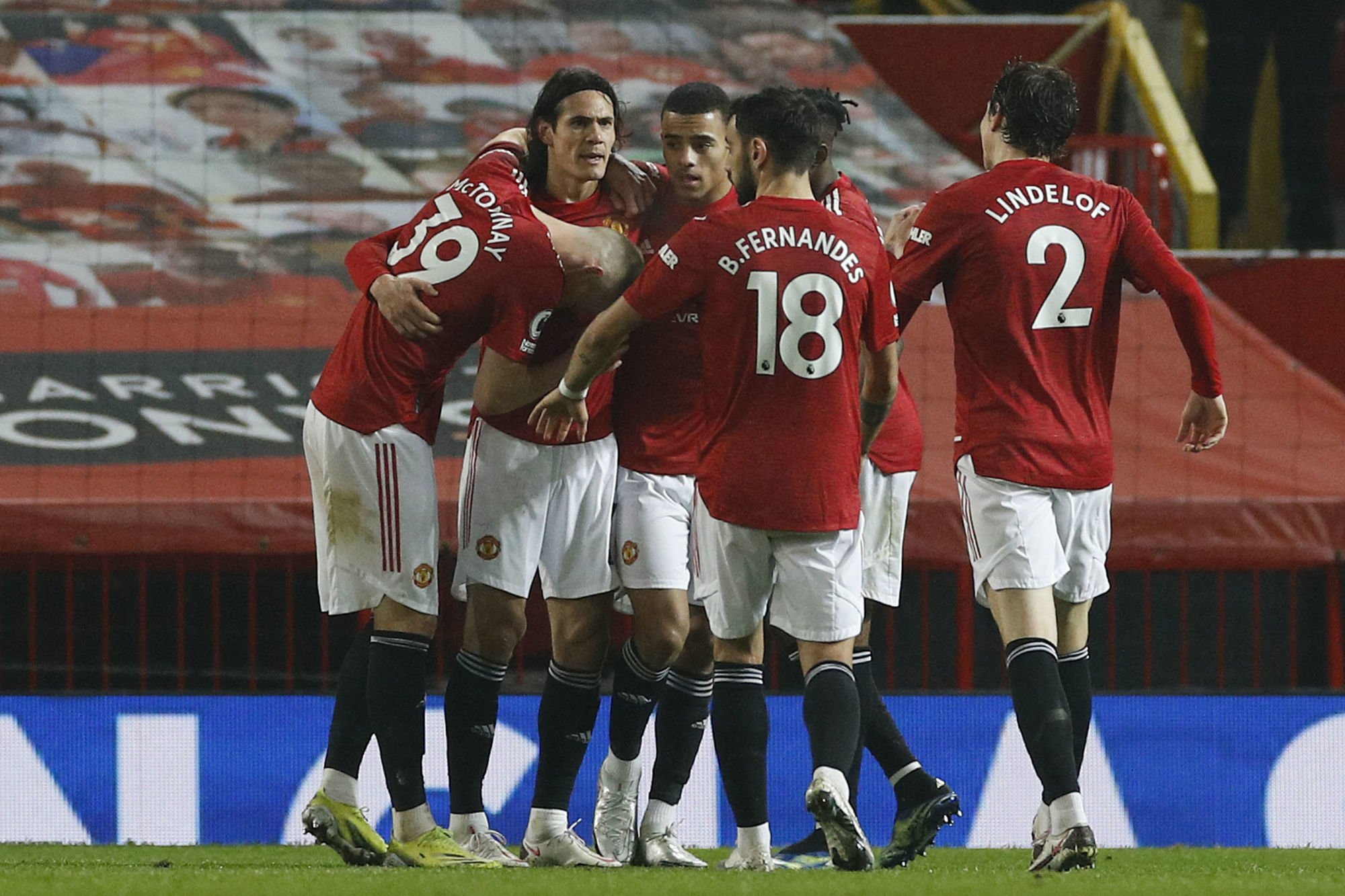 Manchester United punit Southampton (9-0) — Premier League