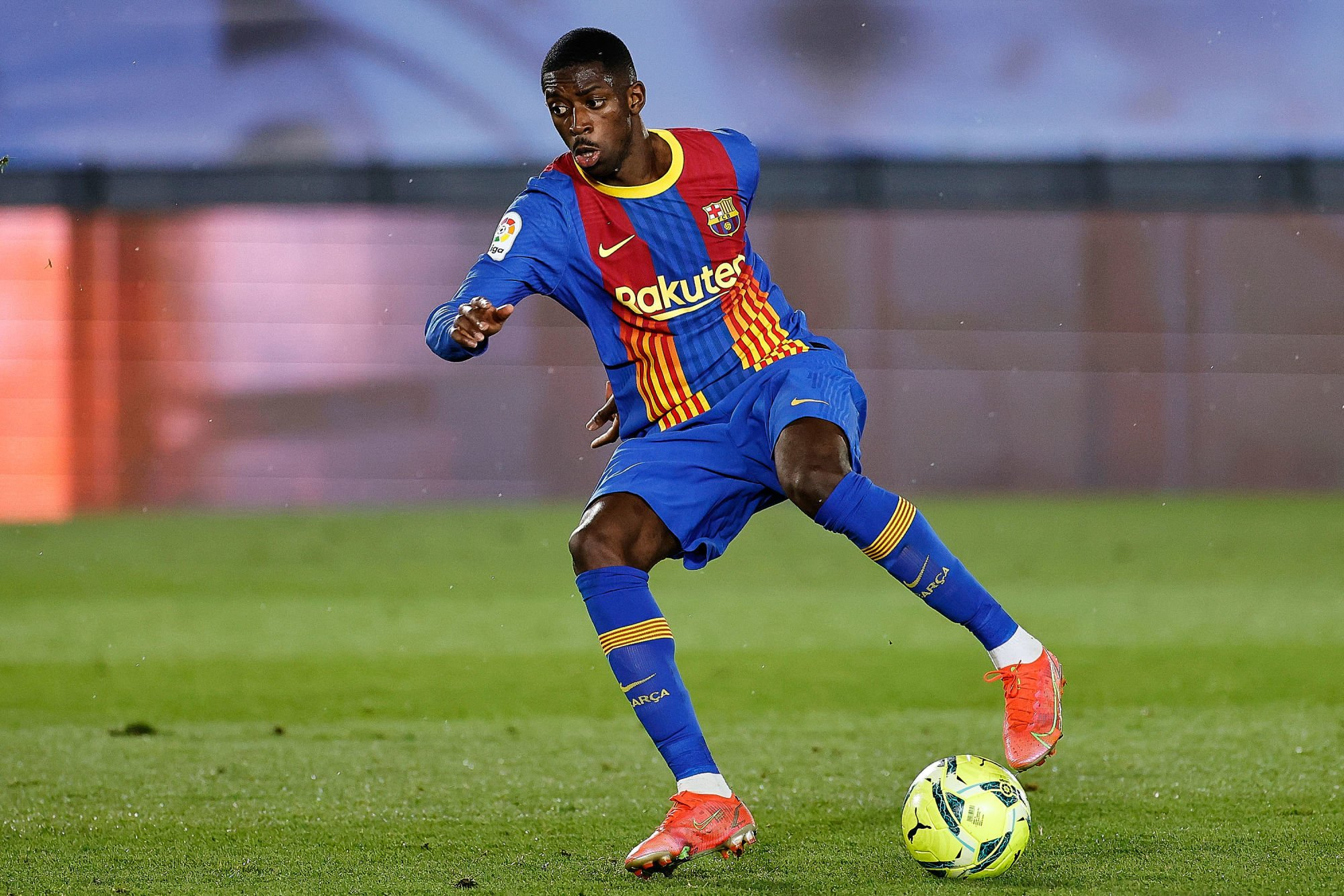 Barça: this great of England throws in the towel in the Dembélé file -  Archysport