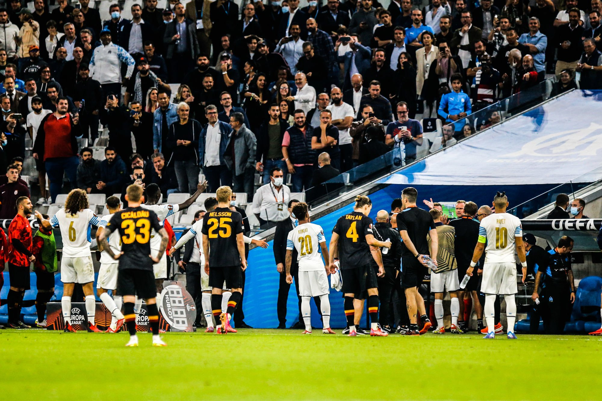 OM: less than 4,000 tickets sold for Lazio Roma – Olympique de Marseille